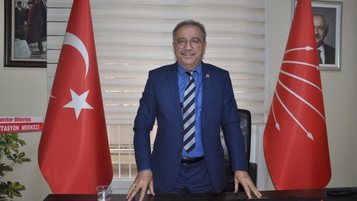 CHP İl Başkanı Demir'den 1 Mayıs mesajı