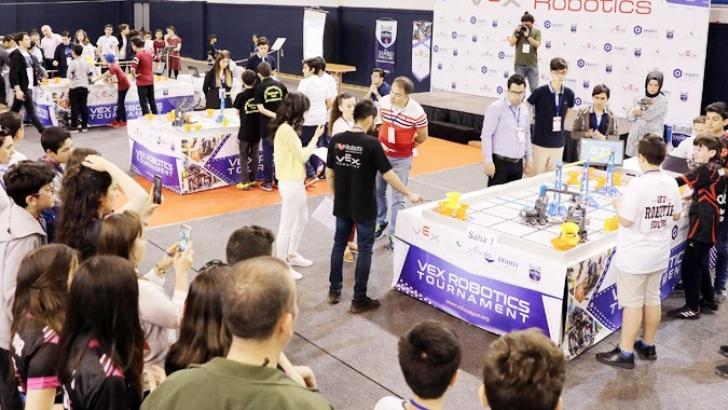 SANKO Okulları turnuvaya ev sahipliği yaptı