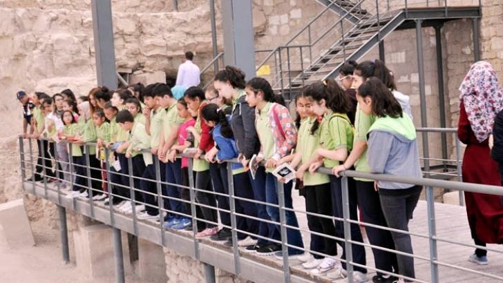 Jandarmadan öğrencilere gezi