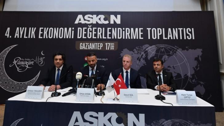 """Vali Gül, """"Amanos tünellerinin yapılması ile Gaziantep adeta bir liman şehri olacak"""""""