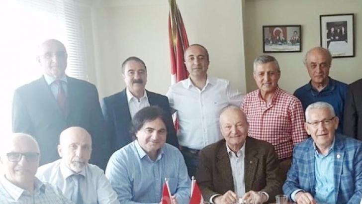 Ayhan Tiryaki Genel Başkan Yardımcısı oldu