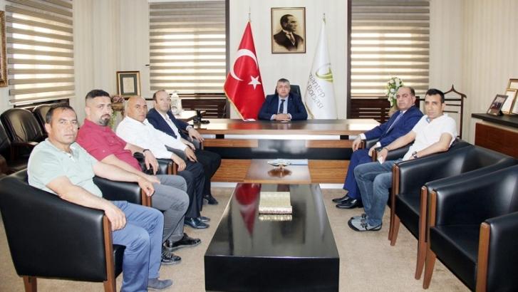 GTB'de, Irak'ta iş birliği ve yatırım olanakları görüşüldü