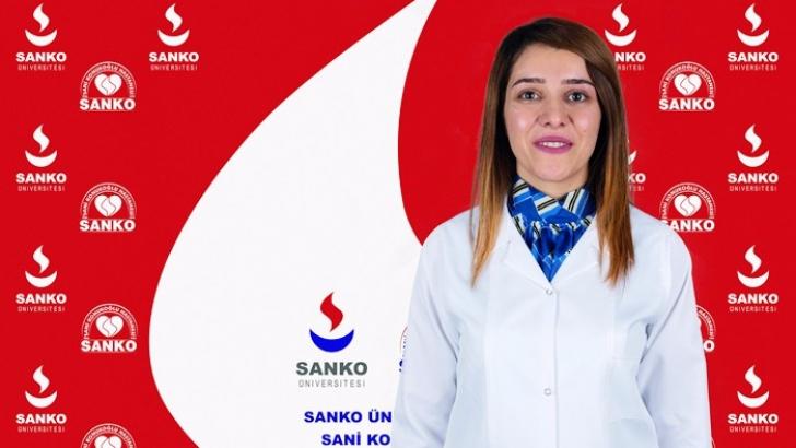 DR. FIRAT, SANKO ÜNİVERSİTESİ HASTANESİ'NDE