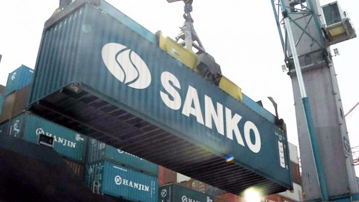 SANKO dış ticaret bölge ihracatının lideri