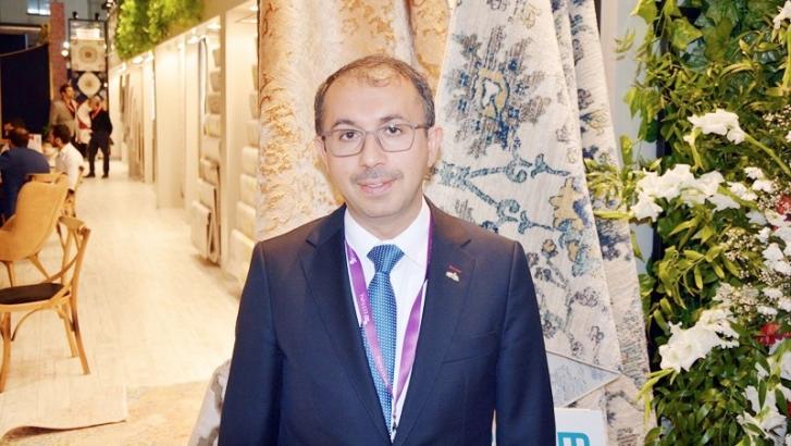 Makine halısı üretiminin merkezi Gaziantep halının modasına da talip