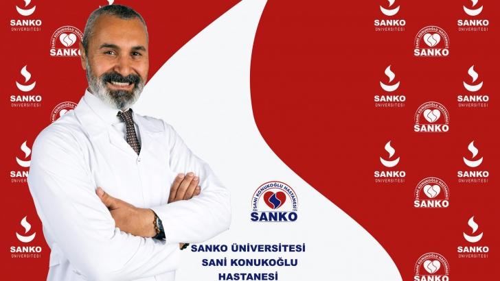 DR. METİN ARICI, SANKO HASTANESİ'NDE