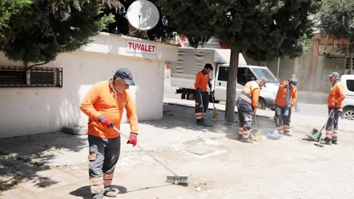 Şehitkamil'de kapsamlı temizlik