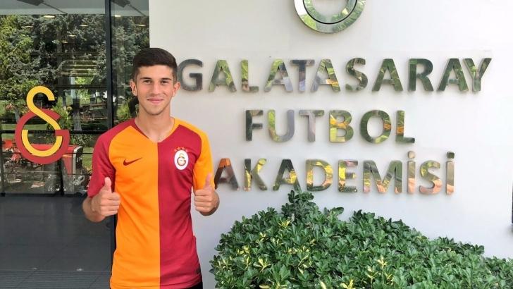 Mirza Cihan Galatasaray kampında