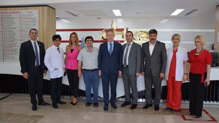 Sağlık turizmine Anka'dan büyük destek