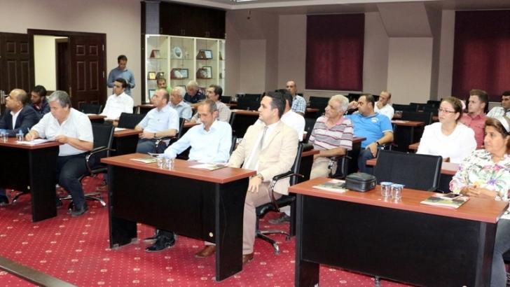 NTO'da çevre izin lisans yönetmeliği semineri düzenlendi