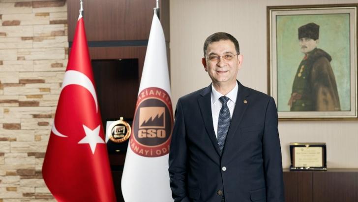 SANAYİDE DÖNÜŞÜM, BÜYÜME VE INOVASYON GAZİANTEP'TE TARTIŞILIYOR