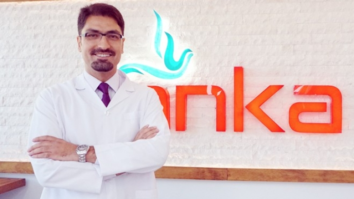 Beyin Cerrahı Op. Dr. Demir Anka'da
