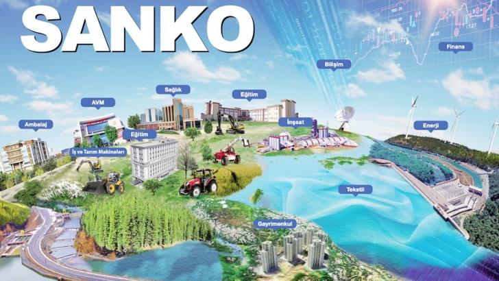 SANKO'nun büyük başarısı