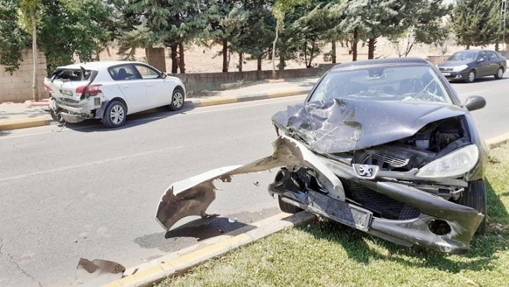 Adres sorma kazası: 3 yaralı