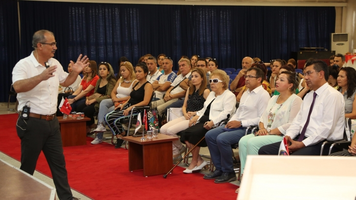 GKV Özel Okulları Prof. Dr. Habib Özkan'ı ağırladı