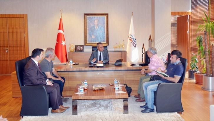 """""""Tacikistan ile işbirliğini geliştirmeliyiz"""""""