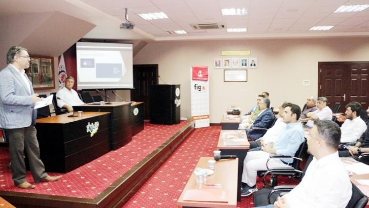 NTO'da E-Dönüşüm semineri düzenlendi
