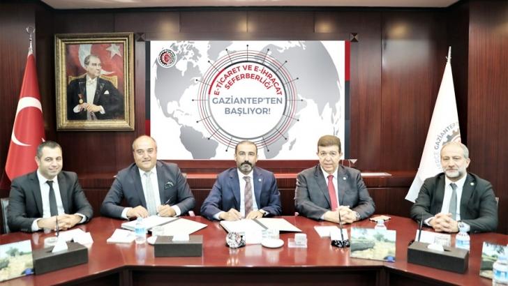 Yıldırım: Gaziantep dijitalleşmede de öncü olacak