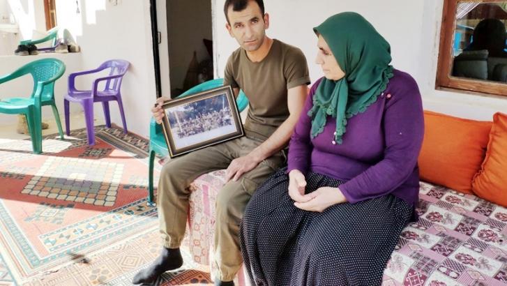 Barış Pınarı'nda görev bekliyor