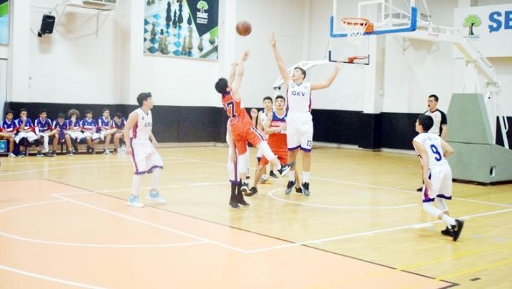Yüzlerce basketbolcu bu organizasyonda buluştu