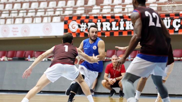Gaziantep Basketbol gözünü lige çevirdi