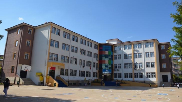 GHV İnal Aydınoğlu İlkokulu'nda hummalı çalışma