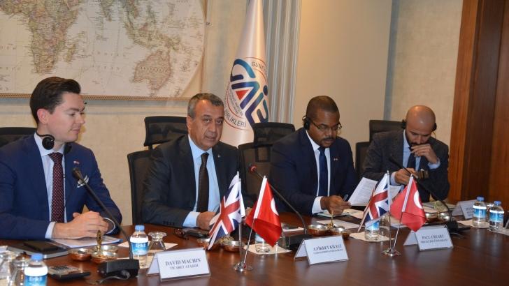Gaziantep İngiltere'ye 266 Milyon Dolarlık ihracat yapıyor