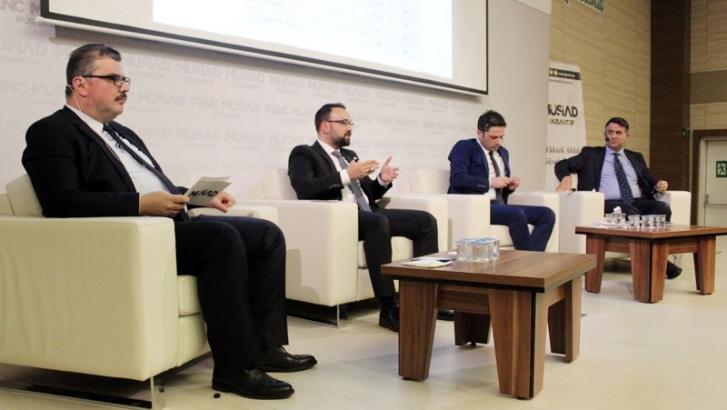 """MÜSİAD'dan """"21. Yüzyılda Muhasebenin Geleceği"""" programı"""