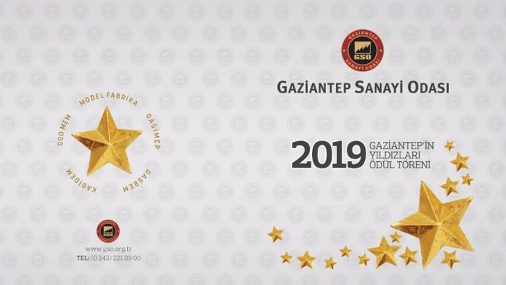 Gaziantep'in yıldızları ödüllendirilecek