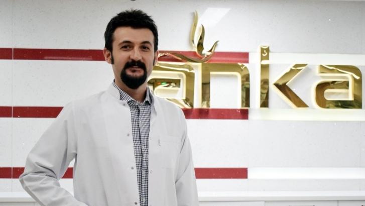 Plastik Cerrahi Uzmanı Dr. Uzuner ANKA'da