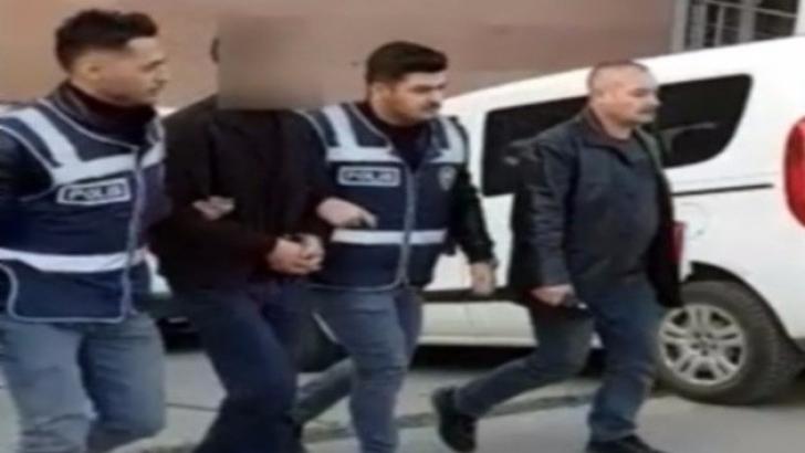 Suç makinesi Gaziantep'te yakalandı