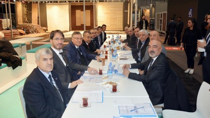 Halı sektörü Türkiye'yle zirveye çıktı