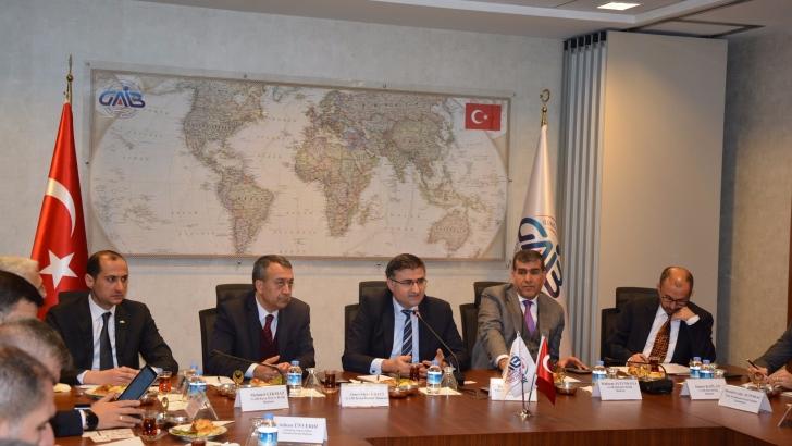 TÜRK EXİMBANK GAZİANTEP'TE