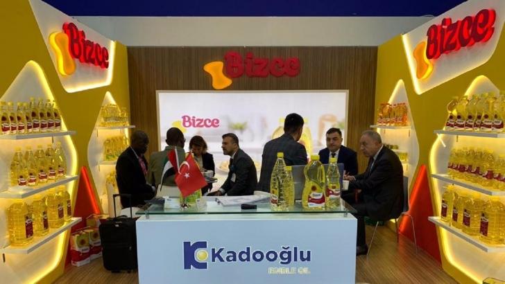 Dubai Gulfood 2020'ye Bizce Yağ'a büyük ilgi