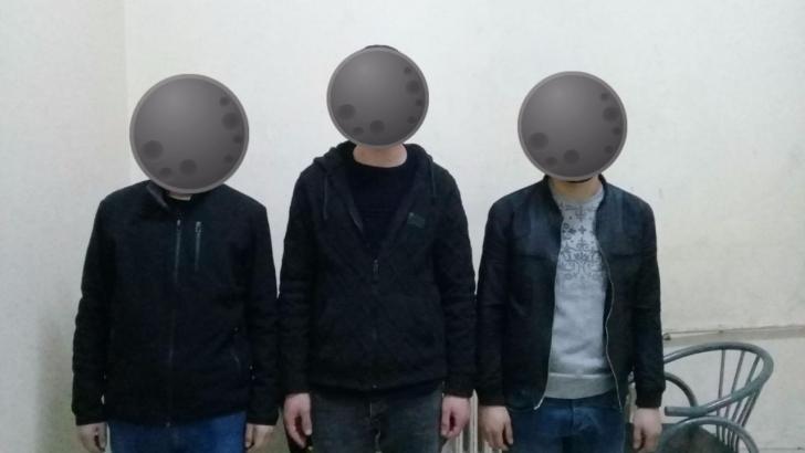Şantajla 100 bin TL isteyen çete tutuklandı