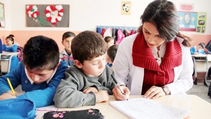 Gaziantep'e 2.311 öğretmen atandı
