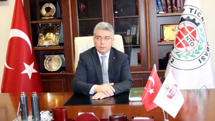 NTO Başkanı Özyurt'tan Ramazan Bayramı mesajı