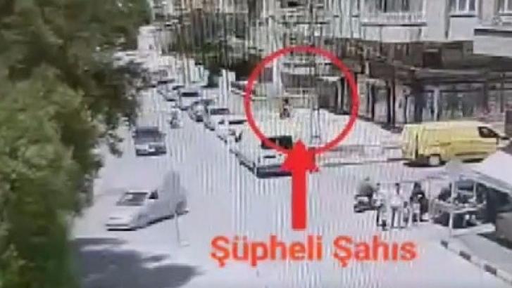 Hırsızlık şüphelileri güvenlik kamerasına yakalandı