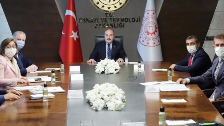 Gaziantep Heyetin'den Ankara çıkarması