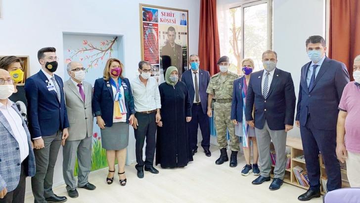 İpekyolu Rotary'den en  hüzünlü  proje