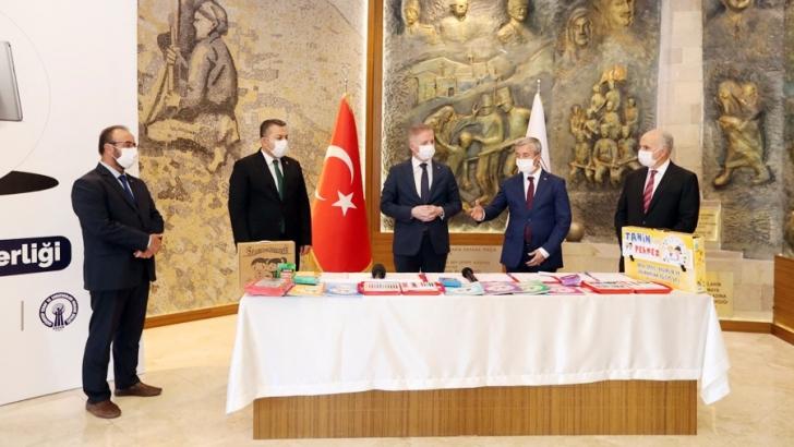 ŞAHİNBEY'DEN OKUL ÖNCESİ EĞİTİME DESTEK