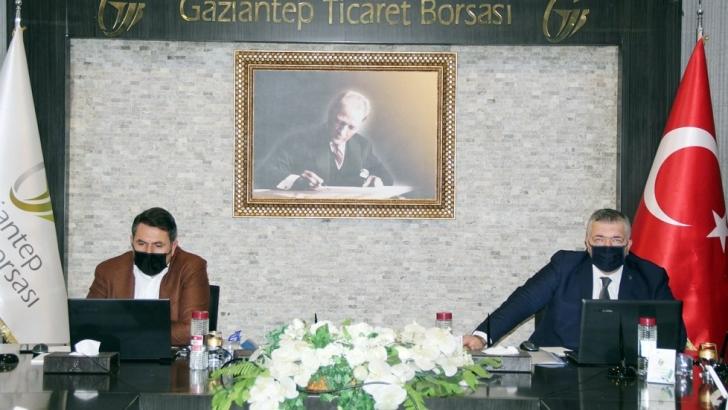 GTB'de meclis toplantısı gerçekleşti
