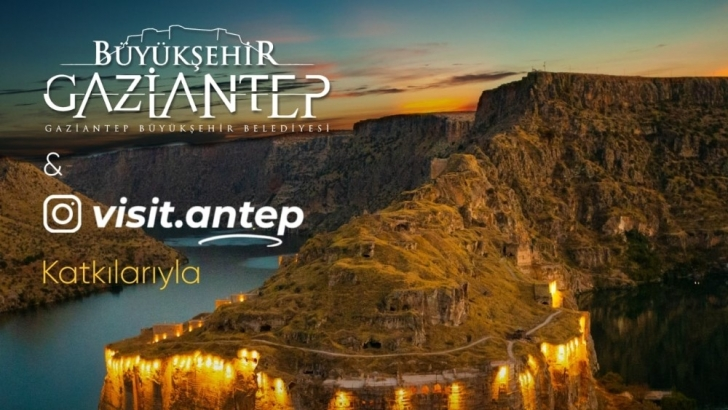 """Büyükşehir """"Turizm şehri Gaziantep"""" temalı fotoğraf yarışması düzenliyor"""