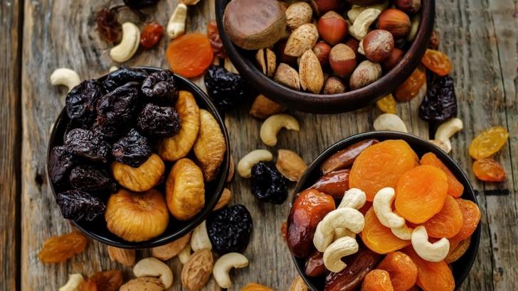 Güneydoğu'dan 94 ülkeye kuru meyve ihracatı gerçekleştirildi