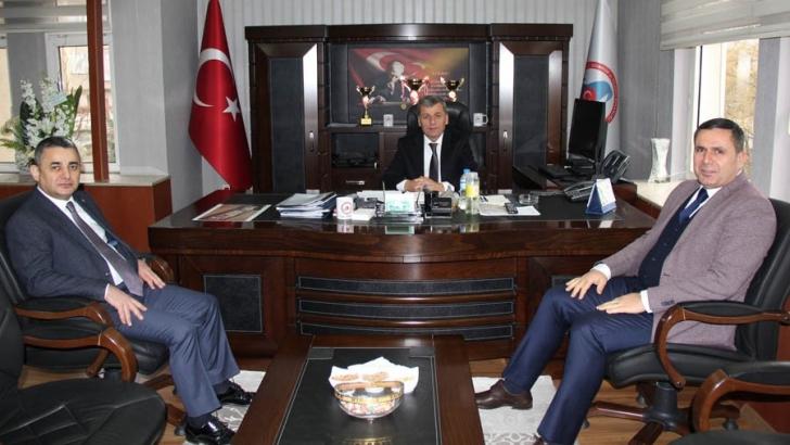 """Tiryakioğlu, """"Gaziantep Türkiye'nin lokomotif şehri"""""""