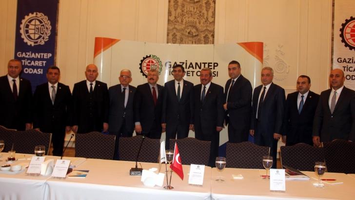"""Hıdıroğlu: """"Göç bakanlığının Gaziantep'te kurulması için çalışacağız"""""""