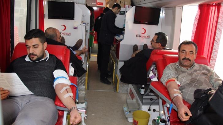 GTB'den kan bağışına destek