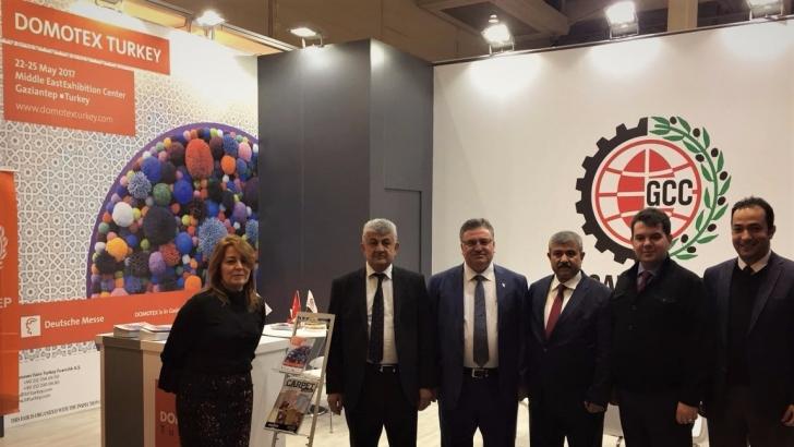 GTO, Halıcıları Gaziantep'e davet etti