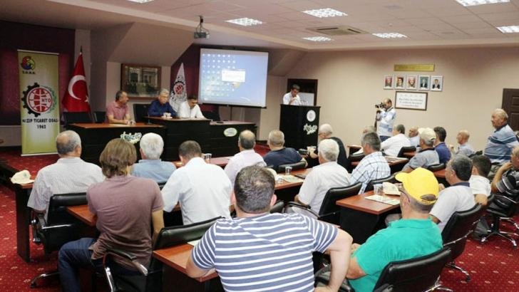 TARİŞ ve Polat Makine Firmasından NTO'ya Ziyaret
