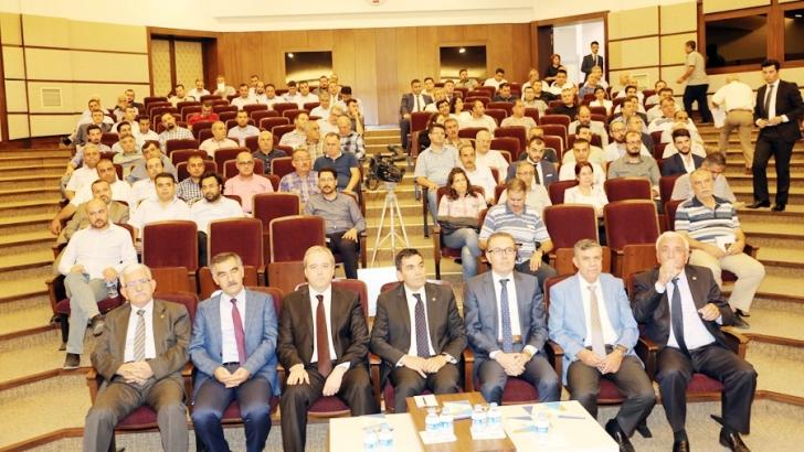 """""""İZAHA DAVET VE İNCELEME SÜRECİ"""" SEMİNERİ GTO'DA YAPILDI"""